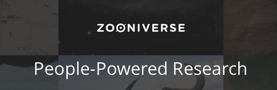 Zooniverse: People powered research